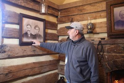 A View of the Past: Sixth generation son brings history to life at Albemarle home