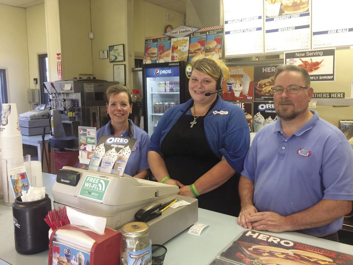 HH-Tastee Freez_1a Valory Freund, Stacy Hunter, Randy Freund.jpg