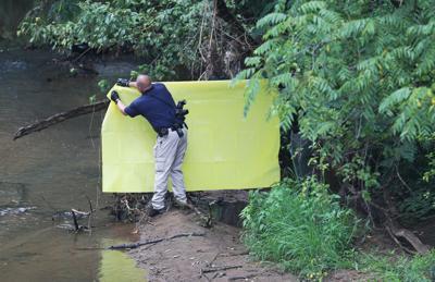 Body in Moores Creek