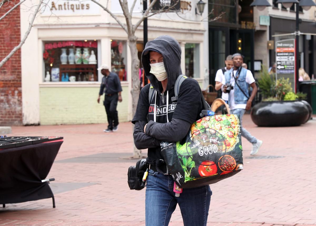Downtown Mall - virus