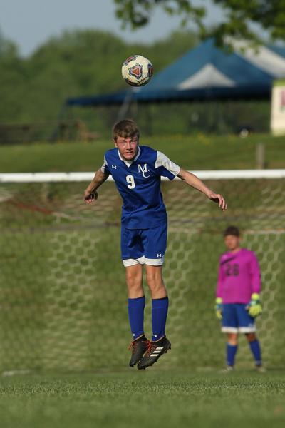 Boys soccer-Dixon