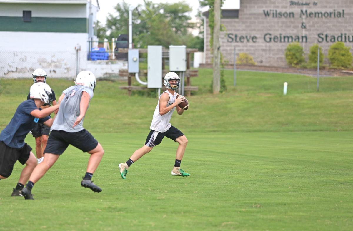 County teams hit the gridiron for preseason practice