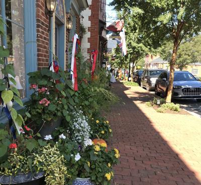 Gordonsville Main Street businesses