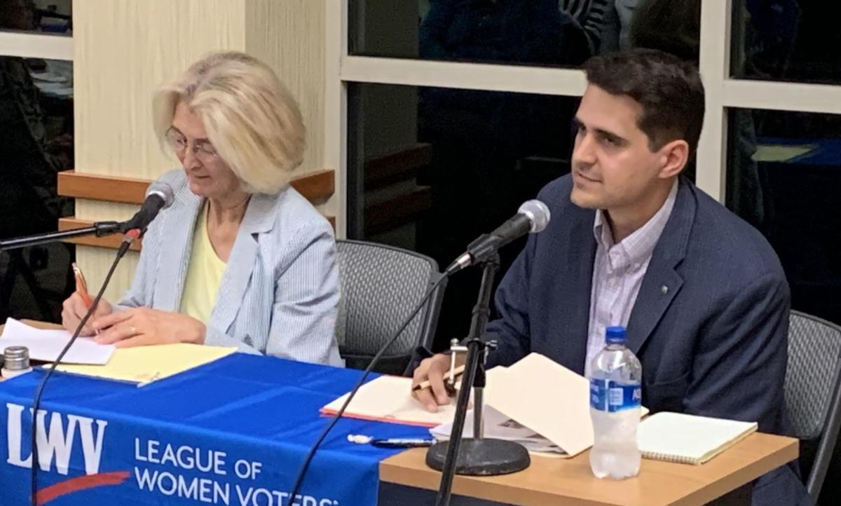 White Hall candidate forum