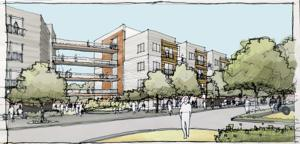 Albemarle board approves development with 190 affordable apartments near Forest Lakes