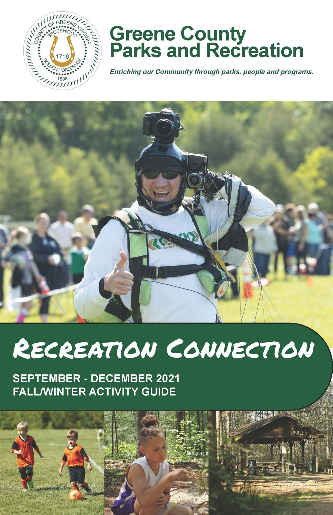 Parks & Rec Program Guide