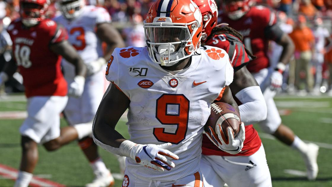 Week 9 ACC football power poll