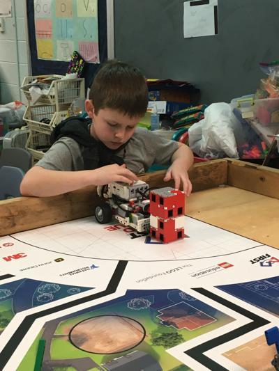 RES Lego Robotics