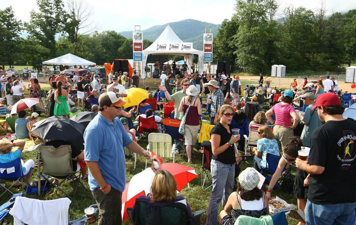 Brew Ridge Trail Music Festival