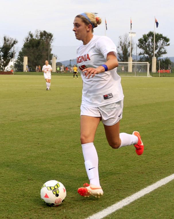 UVa Women's Soccer Open 2014 Season Against Marshall - The ...