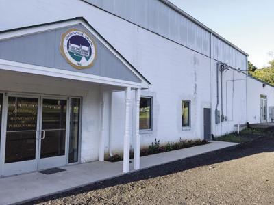 Gordonsville Public Works progress