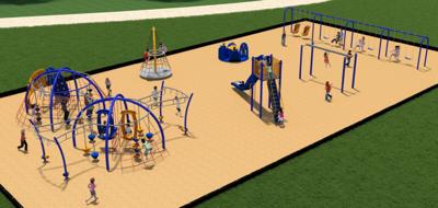 Walker playground