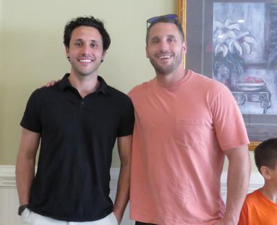 Patrick and Tim Kibler