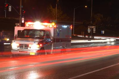 Don't Drive; Call 9-1-1- for Faster Heart Attack Care