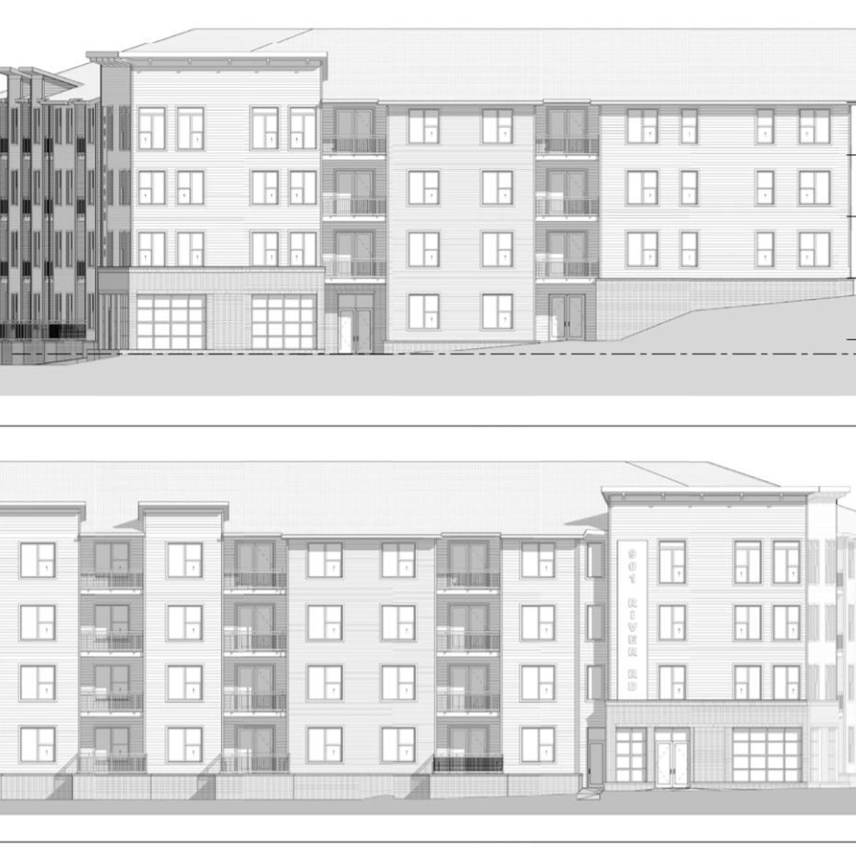 CT: River Road apartments, self-storage approved | Local ...