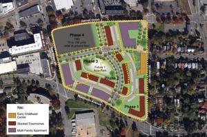 Revised plans for Friendship Court development unveiled