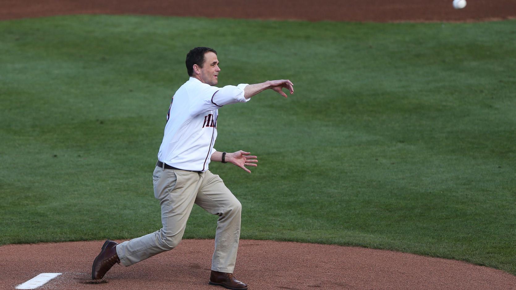 Photos: Virginia baseball team hosts VCU