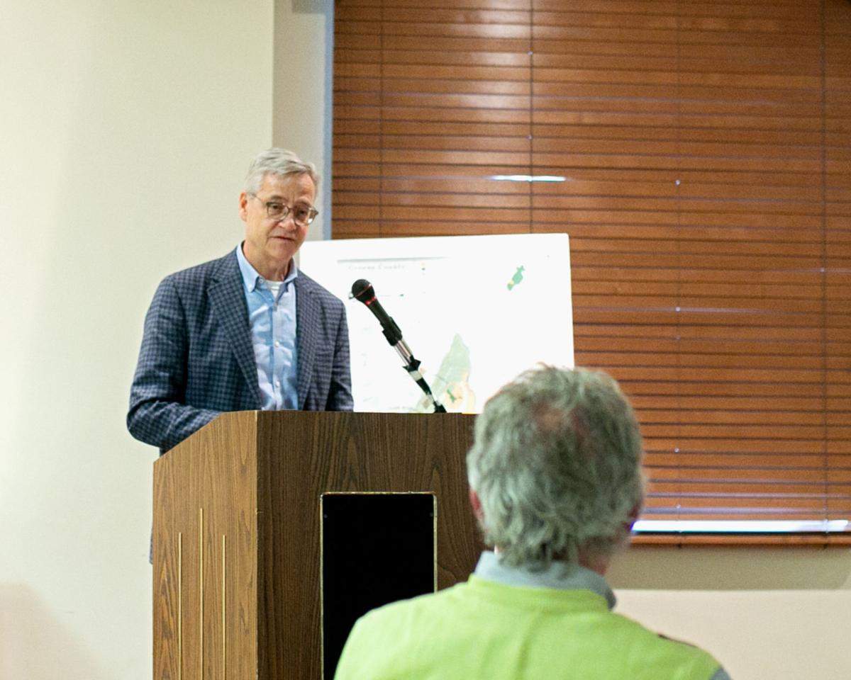 Blue Ridge Foothills Conservancy honors Blue Ridge Heritage Project