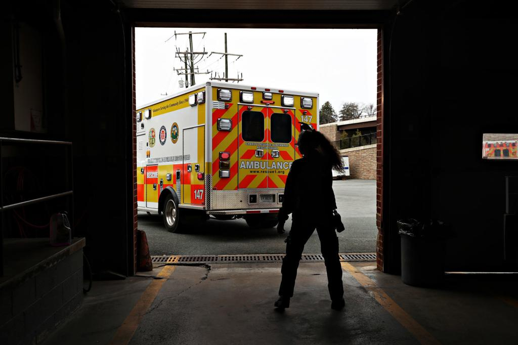 Despite Challenges Cars Volunteer Staffed Ambulances Still Come When Called Local News Dailyprogress Com So why is there an option to call for an ambulance if it does nothing??? volunteer staffed ambulances still