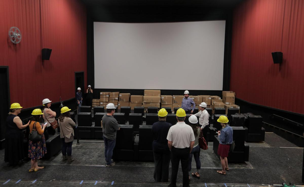 Food And Drink: Alamo Drafthouse Joining Premium Moviegoing Experiences In