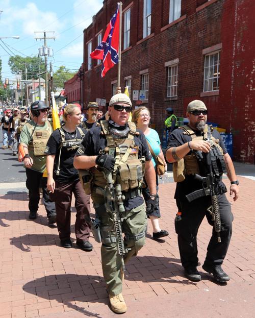 Militia groups