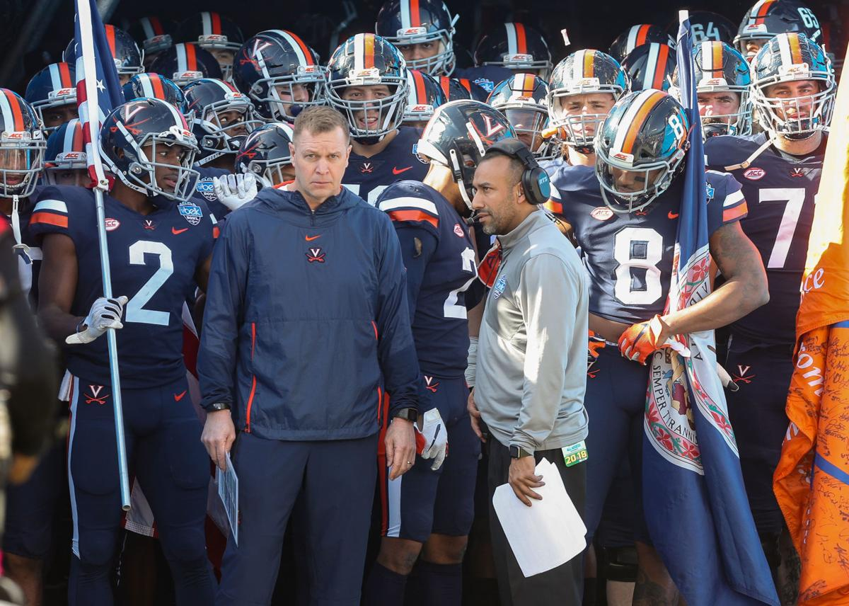 5117bc393 Virginia football report card  Defense and coaching