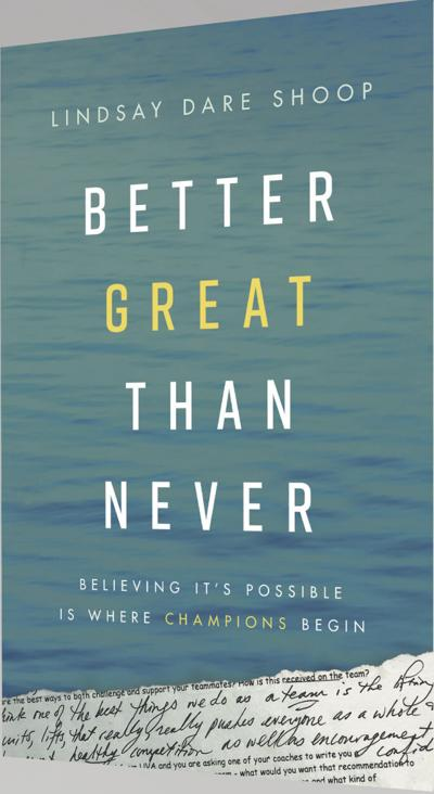 """""""Better Great Than Never"""""""