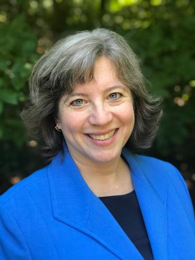 Cale Elementary principal Cyndi Wells