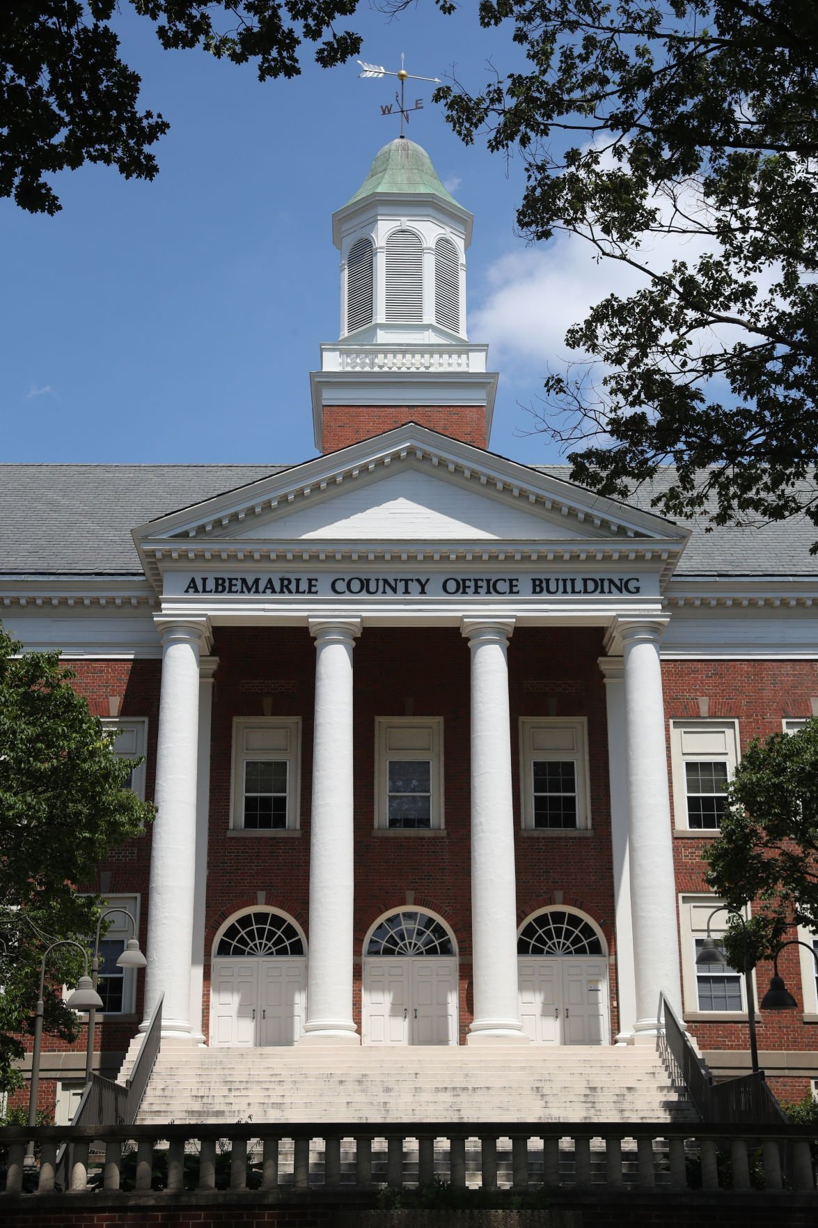 Albemarle County Office Building-McIntire