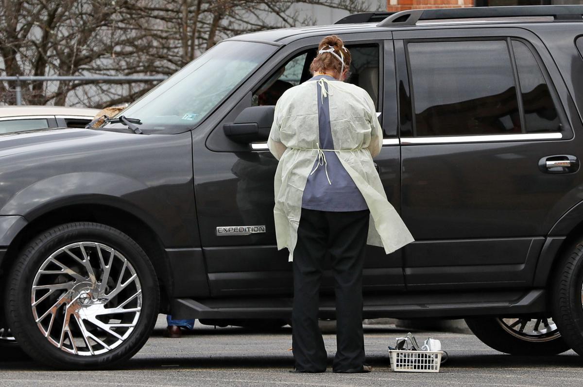 Downtown Family Health Care coronavirus screening