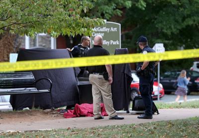 Body found in Market Street Park