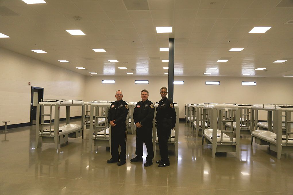 jail expansion nears completion news