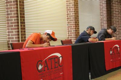 CATEC signing