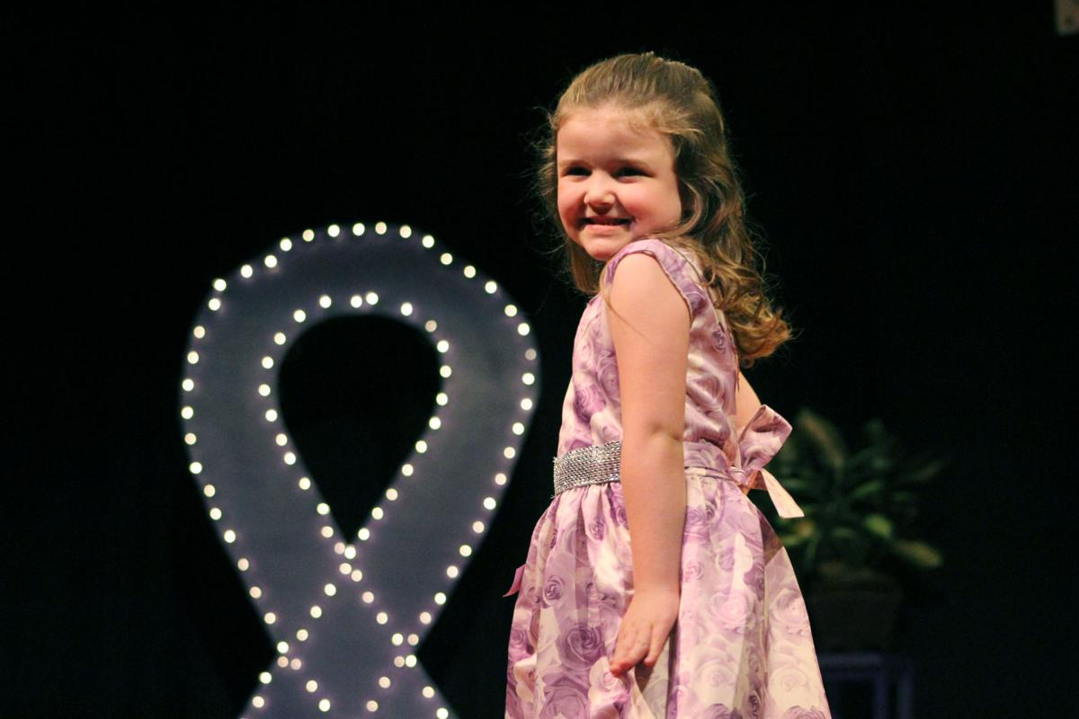 Relay for Life of Greene pageant