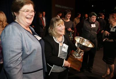 Winning wine: Horton claims Governor's Cup