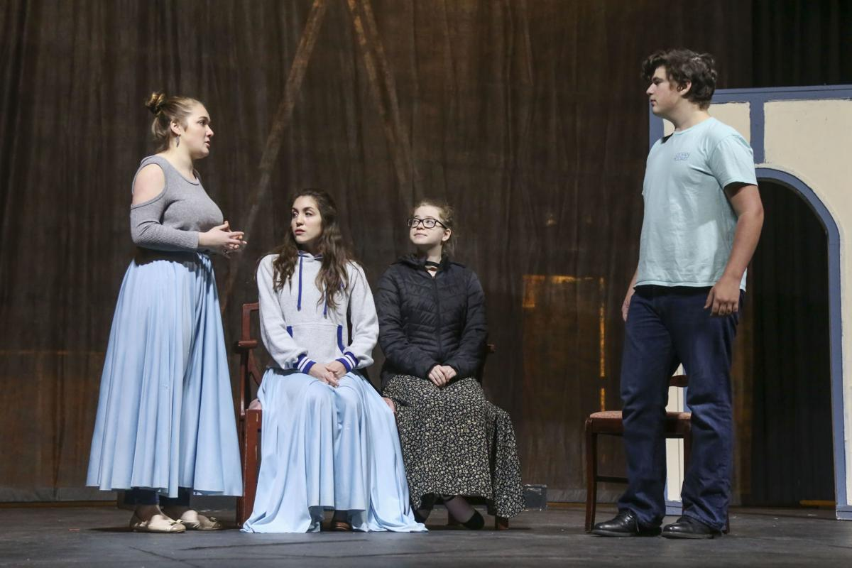 Female playwrights take center stage in student productions