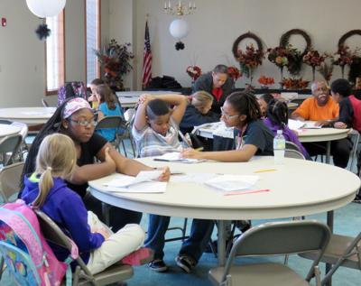 Shady Grove tutoring program
