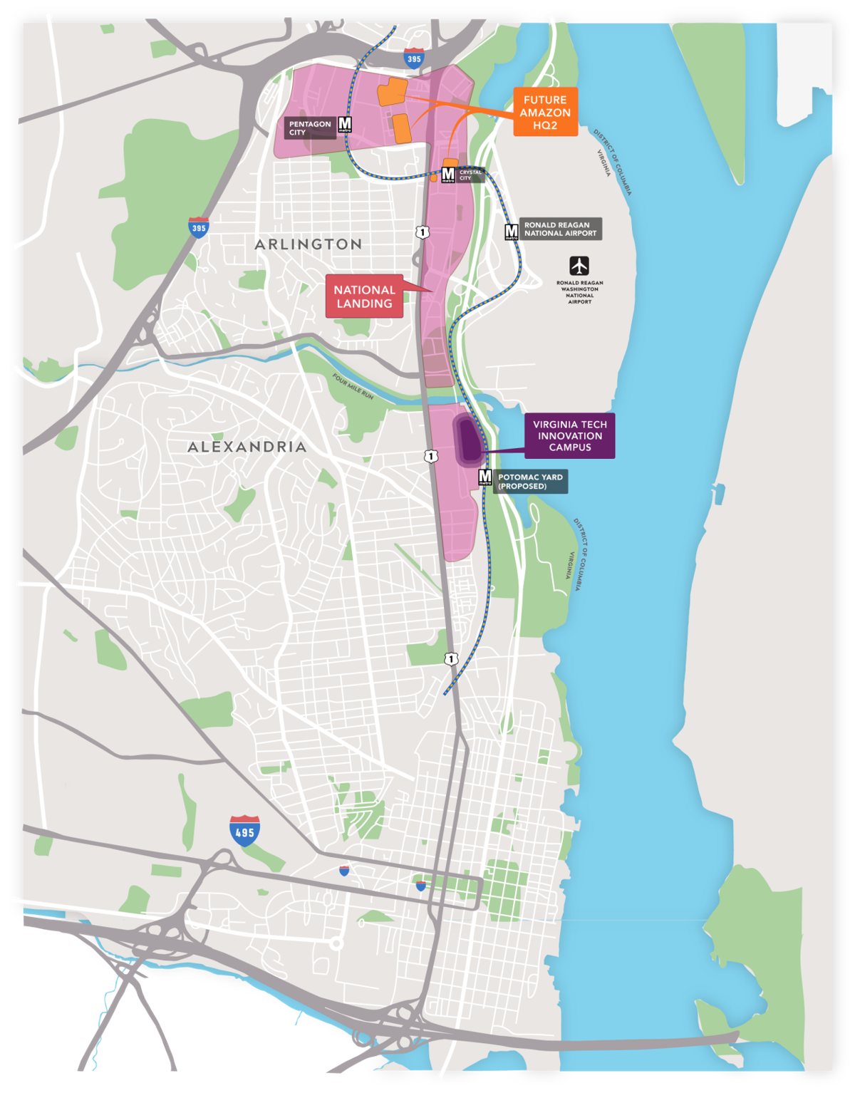 Innovation Campus map