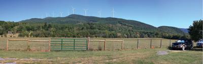 Rocky Forge turbines