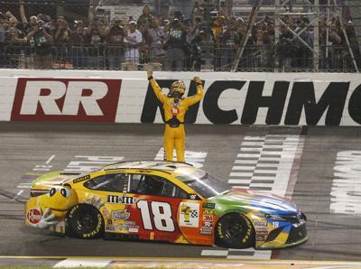 Kyle Busch/Richmond Raceway
