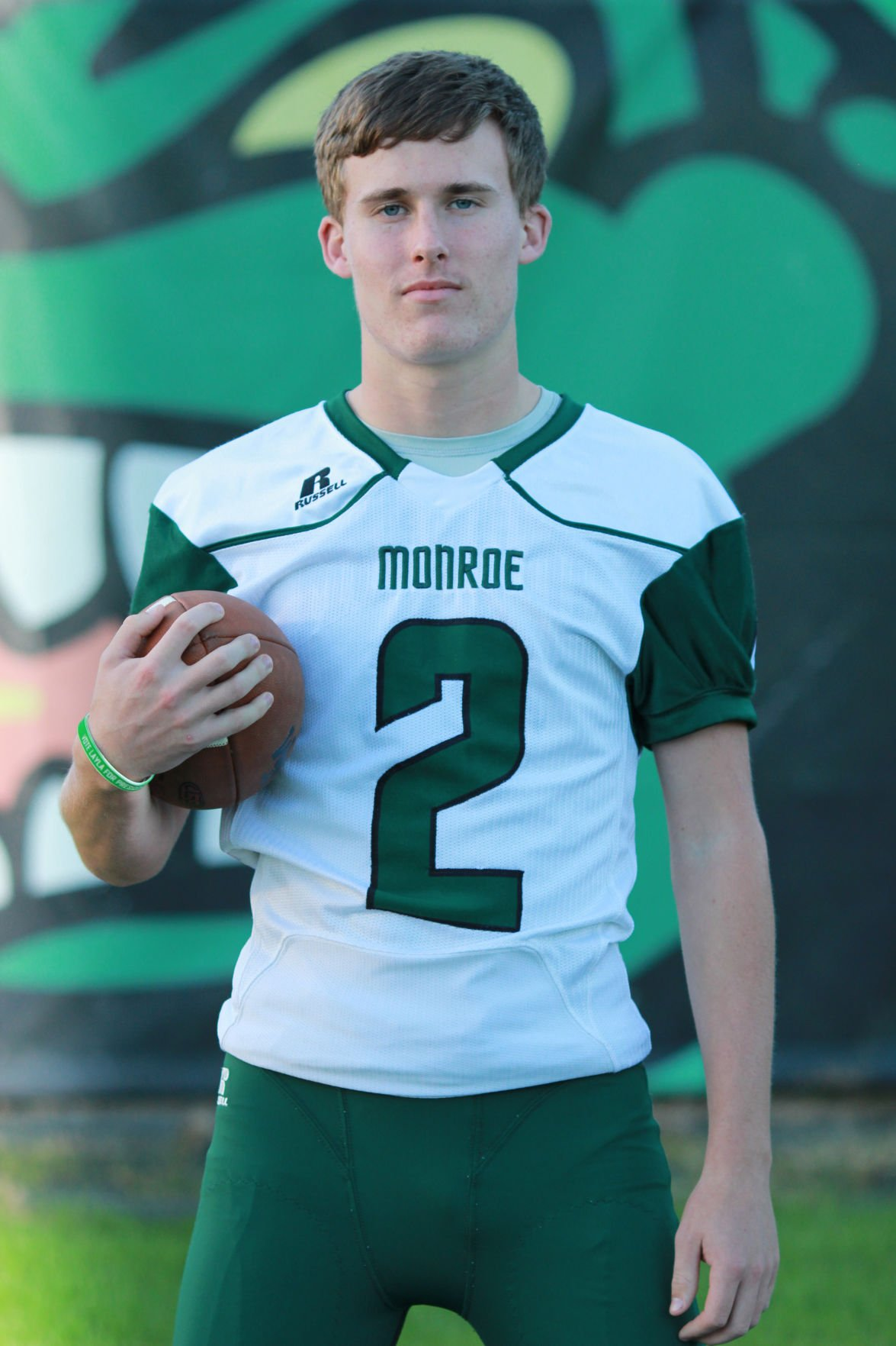 WMHS football player honors brother