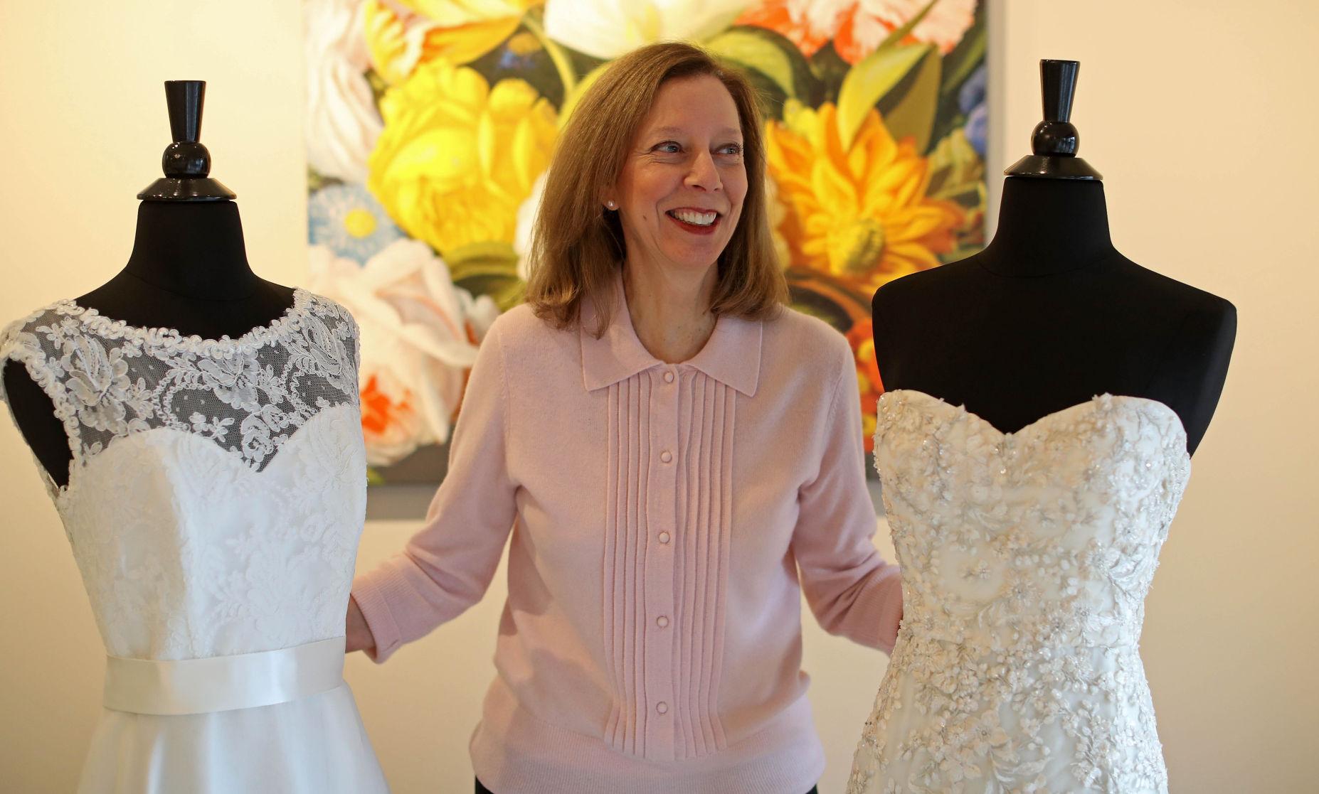 Local Bridal Shops Dress