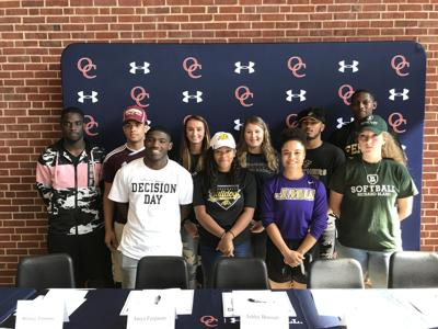 Hornets heading off to college