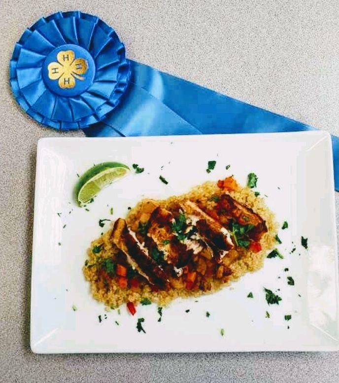 4H Senior Food Challenge