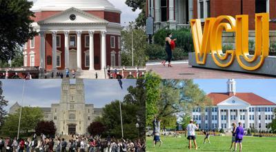 Virginia colleges