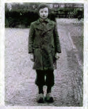 Father Leo as a child