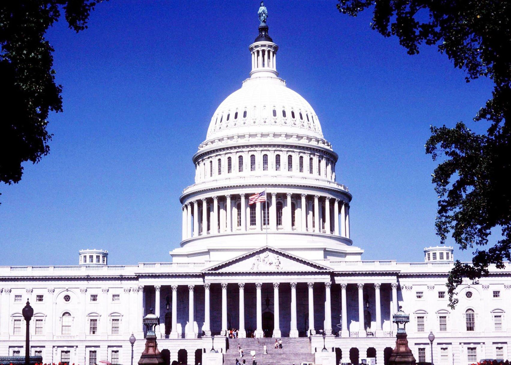 US Capitol GOP Senate candidate Ivan Raiklin