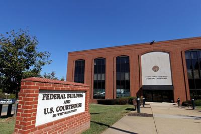 Charlottesville federal courthouse