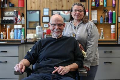 Hair salons, barber shops reopen