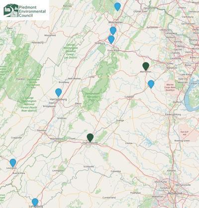 PEC map